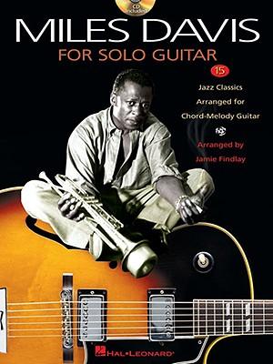 Miles Davis for Solo Guitar By Davis, Miles (CRT)/ Findlay, Jamie (CON)