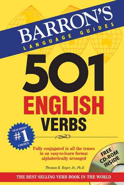 501 English Verbs By Beyer, Thomas R., Jr.